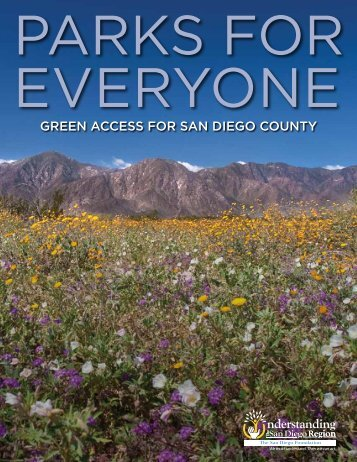 Parks for Everyone - The San Diego Foundation