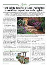 GGiardino - L'Informatore Agrario