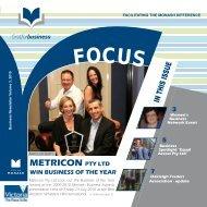 METRICON PTY LTD - City of Monash