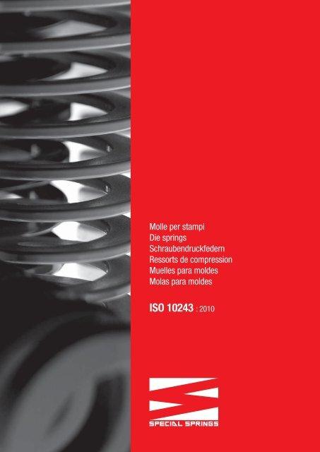 Download Katalog Schraubendruckfedern (PDF) - Veith KG