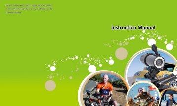 Instruction Manual Instruction Manual