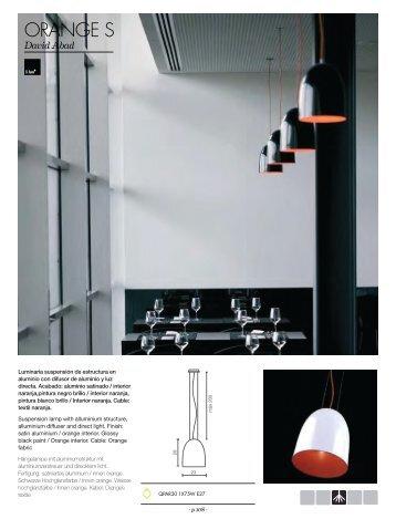 ORANGE S - Light Project