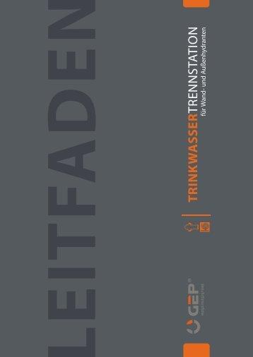 Leitfaden - Deutsche Version - Gep-h2o.de