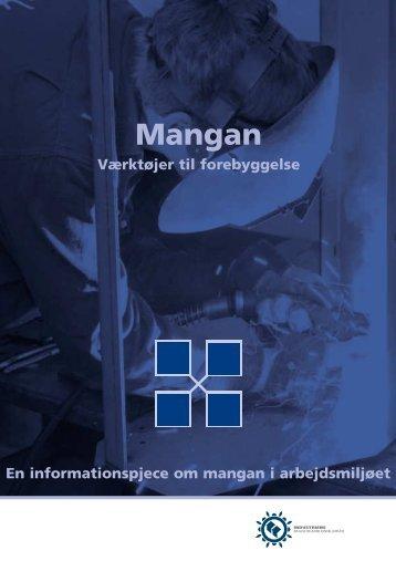 Hent Mangan - Industriens Branchearbejdsmiljøråd