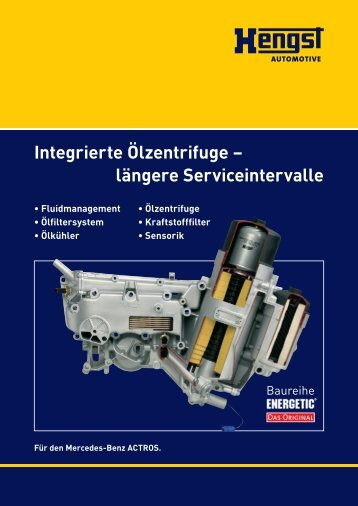 2.8 MByte, PDF - Hengst GmbH & Co. KG
