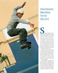 Skate Deterrents Make Money from the Daily Grind - Cleaner Times ...