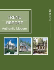 TREND REPORT - James Hardie