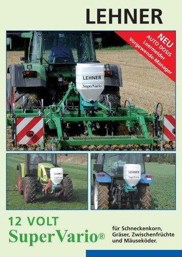 SuperVario® - Lehner Agrar GmbH