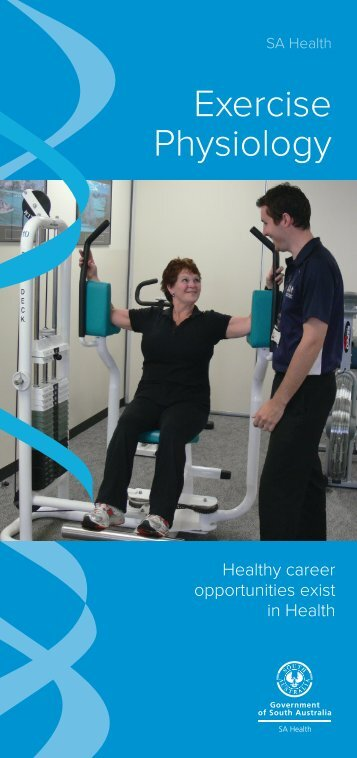 Exercise Physiology - SA Health - SA.Gov.au