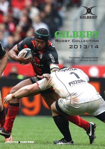 Gilbert Rugby PDF
