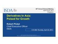 Pickel slides 2013-04-25.pdf - ISDA