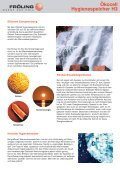 Der neue Ökocell-Hygienespeicher H3 von ... - Fröling Heizkessel - Seite 3
