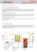 Der neue Ökocell-Hygienespeicher H3 von ... - Fröling Heizkessel - Seite 5