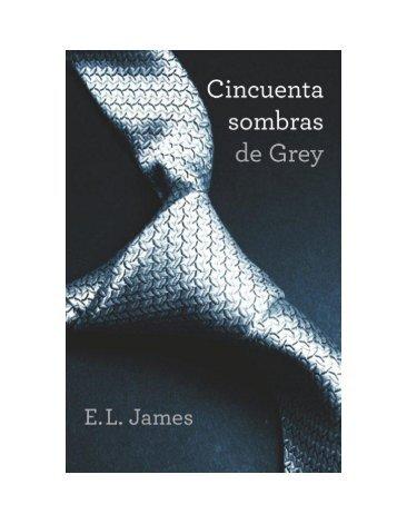 primer libros cincuenta sombras de Grey