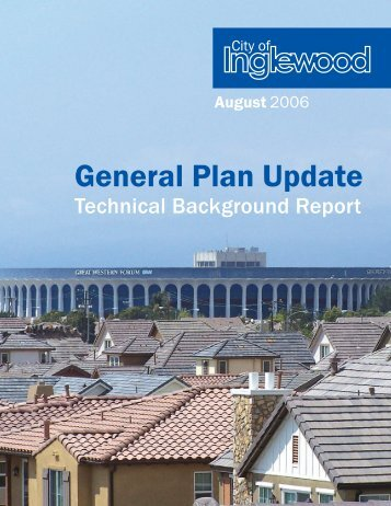General Plan Update - City of Inglewood