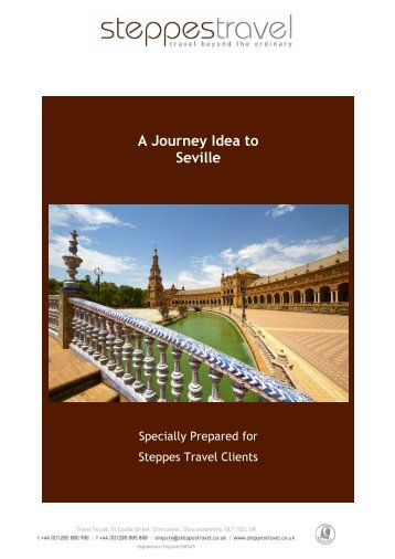 A Journey Idea to Seville - Steppes Travel