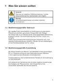 2 AgroDos® in Betrieb nehmen - Lehner Agrar GmbH - Seite 5