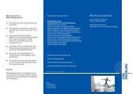 Mitarbeitergespräche - Albert-Ludwigs-Universität Freiburg
