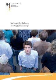 Seele aus der Balance - Psychotherapeutenkammer Berlin
