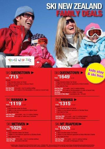 ski queenstown - Impulse Travel