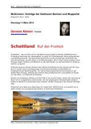 Info (PDF 277 KB) - DAV Sektion Wuppertal