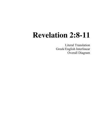 Revelation 2:8-11 - Mastering the Bible