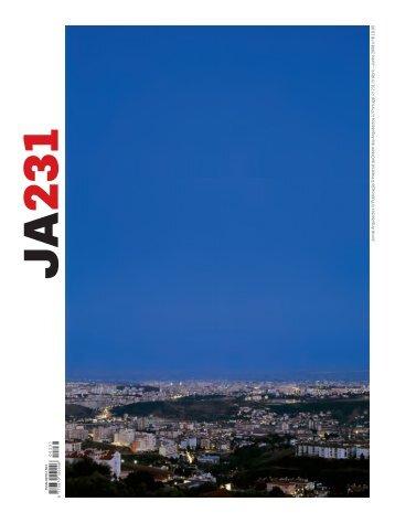 JA 231 - Ordem dos Arquitectos