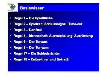 g( ) - Westdeutscher Handball-Verband
