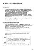 3 TUBARO® bedienen - Lehner Agrar GmbH - Seite 5