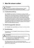 3 TUBARO® bedienen - Lehner Agrar GmbH - Seite 6
