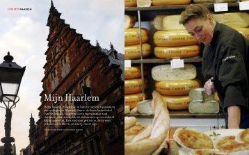 Mijn Haarlem - t Schrijvertje