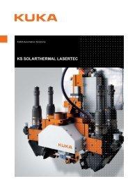 KS SolarTHErMal laSErTEc - KUKA Systems