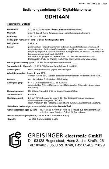 GDH14AN - nl3prc