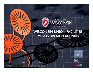 Memorial Union Renovation, Phase II (pdf file) - Facilities, Planning ...