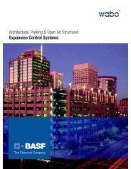 WABO Architectural Brochure