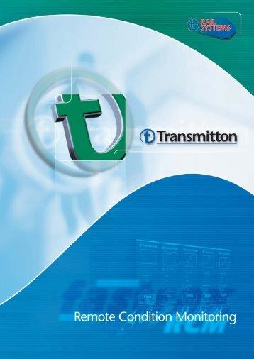 Rail Condition Monitoring brochure