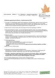 (PDF) Bohnermaschinenbedienungsanleitung - Parkett Naturnah