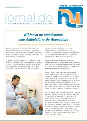 HU 56.pmd - Hospital Universitário – USP