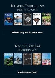 Klocke Publishing - Klocke Verlag Gmbh