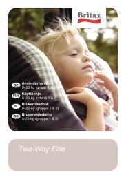 Two-Way Elite - Britax
