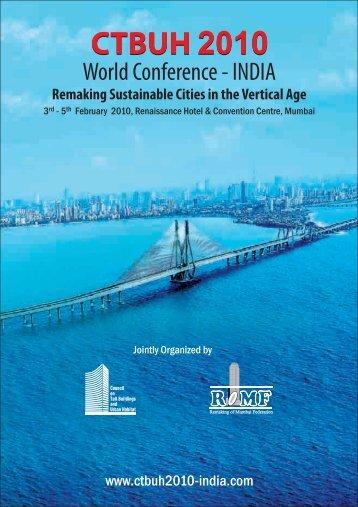 CTBUH 2010 Conference brochure-new.cdr - Rangwala Associates