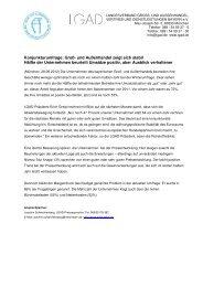 PM Konjunkturumfrage Bayer Groß- und ... - Landesverband Groß