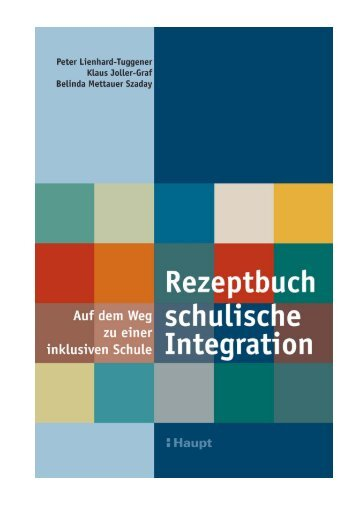 Inhaltsverzeichnis und Vorwort - Peter Lienhard