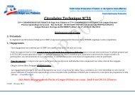 Championnats de France Seniors - Commission Nationale Nage ...