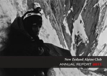 New Zealand Alpine Club