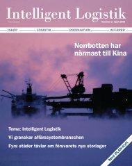Nummer 2 2006 - Intelligent Logistik