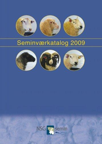 2009 - NSG Semin - Norsk Sau og Geit