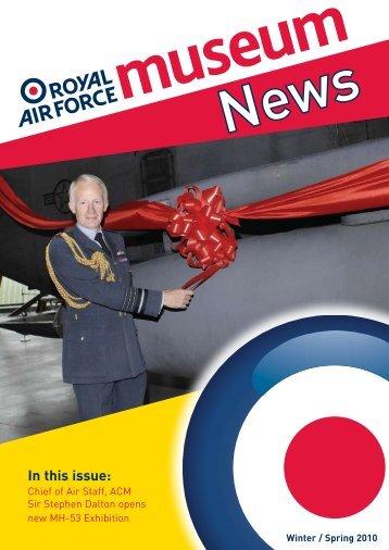 RAF Museum Newsletter