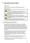3 POLARO® E bedienen - Lehner Agrar GmbH - Seite 7