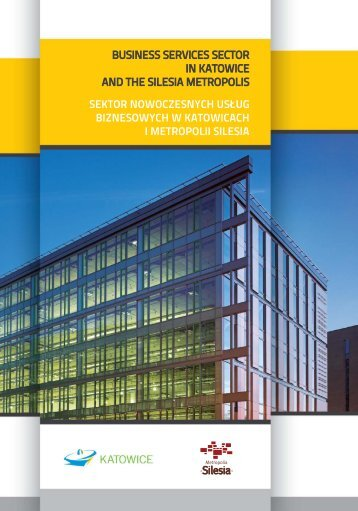 business services sector in katowice and the silesia metropolis ...